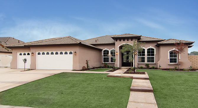 Bakersfield Home Plans